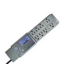 Picture of Kill-A-Watt PS - Electric Usage Monitor Power Strip