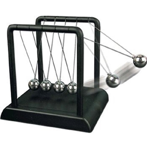"Picture of Newton's Cradle 7"" (Balance Ball)"