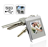 Picture of USB Digital Keychain w/ 2GB Memory