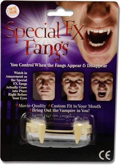 Special Vampire FX Fangs
