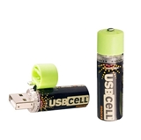 Picture of USBCELL Rechargeable Batteries (2-Pack)