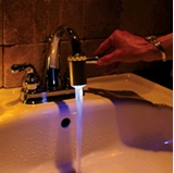 Picture of Faucet Light