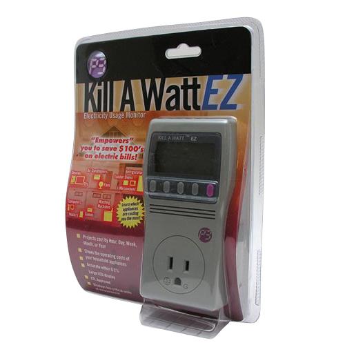 Kill-A-Watt EZ - Electric Usage Monitor