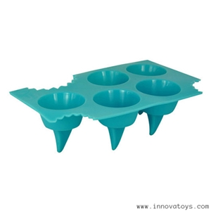 Picture of Shark Fin Ice Tray