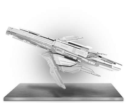 Picture of Mass Effect -  Turian Cruiser