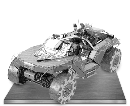 Picture of HALO - UNSC Warthog