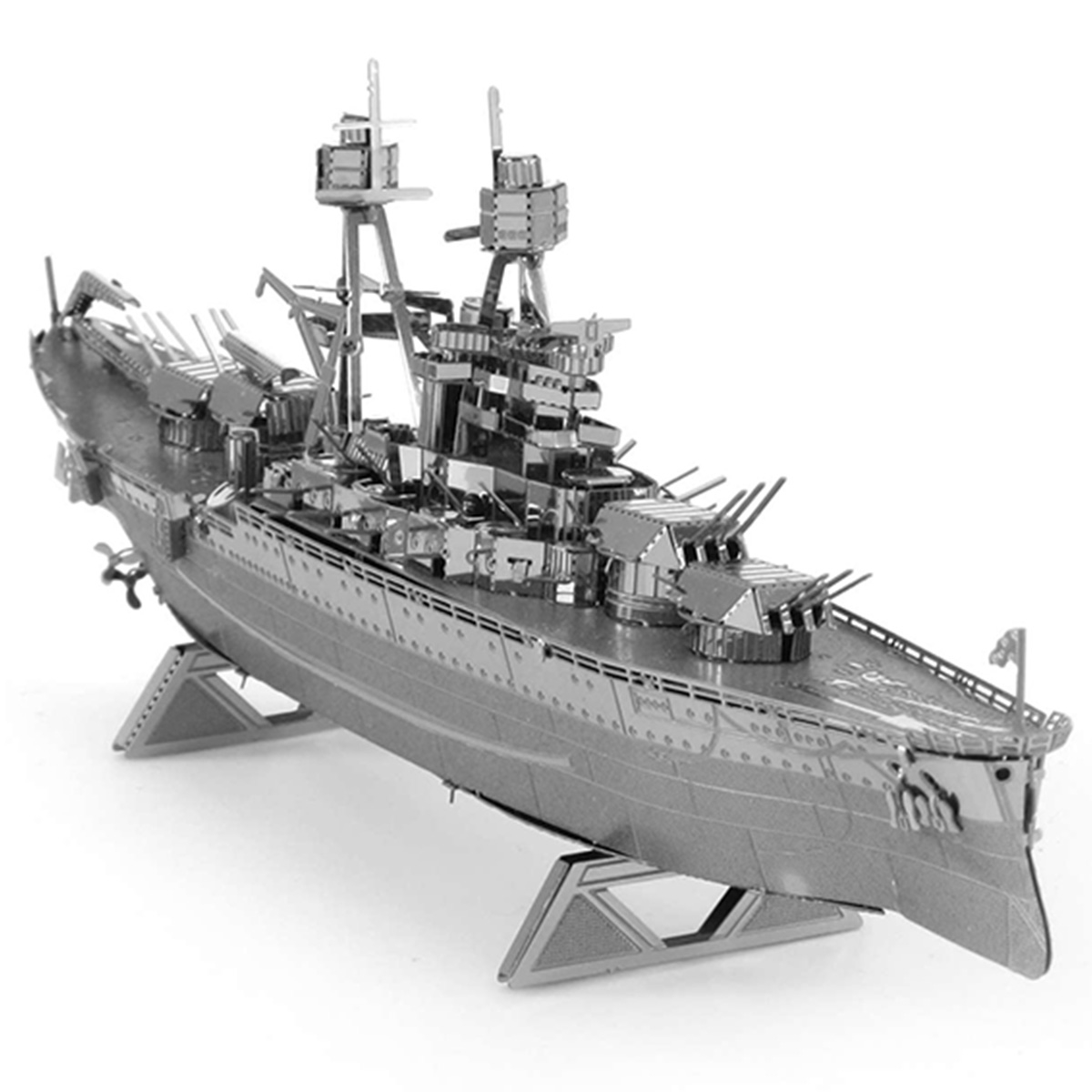 Uss Arizona 3d Metal Model Ships Kits Innovatoys Metal