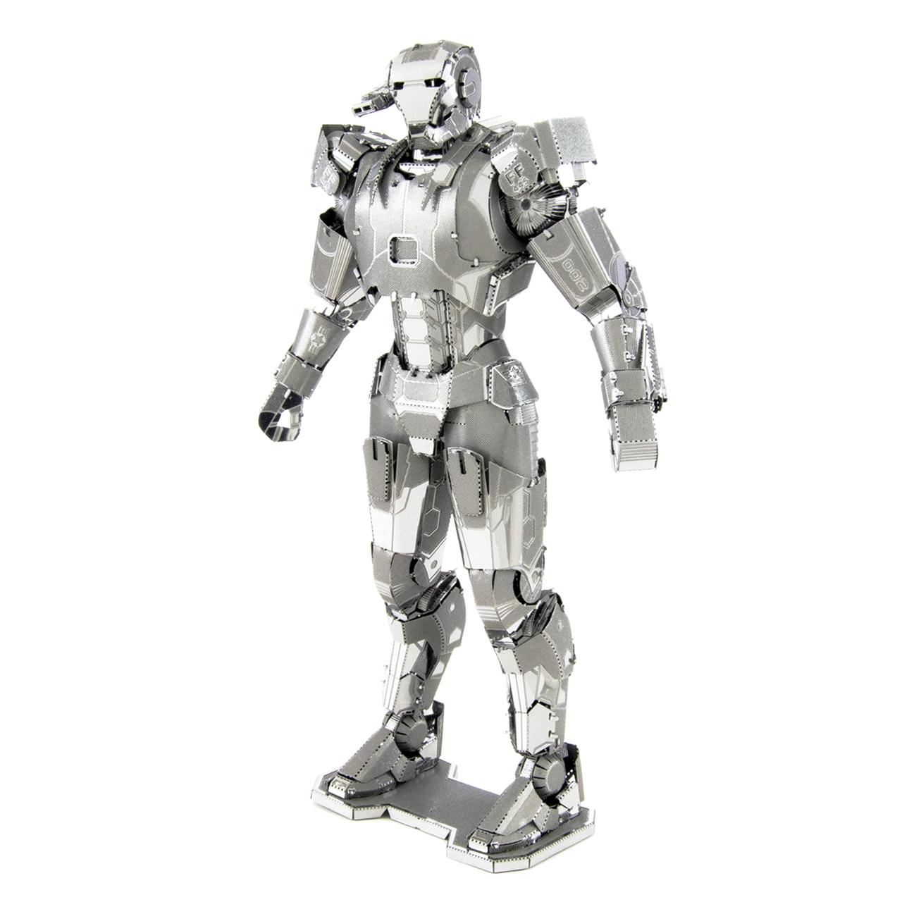 Metal Earth Marvel War Machine 3d Metal Models Jigsaw