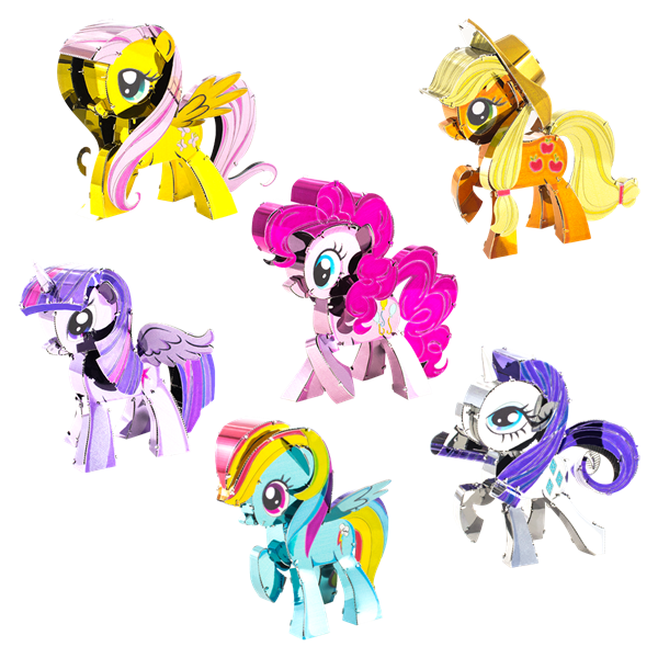 Picture of Set My Little Pony
