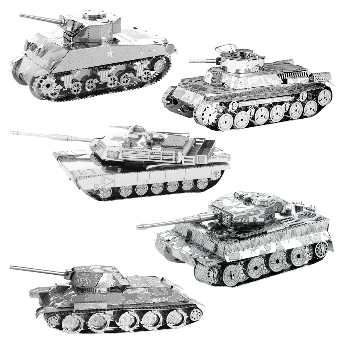 Picture of Set Tanks