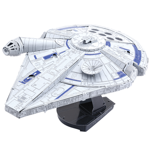 Picture of Lando's Millennium Falcon