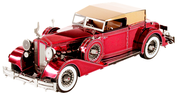 Picture of 1934 Packard Twelve Convertible