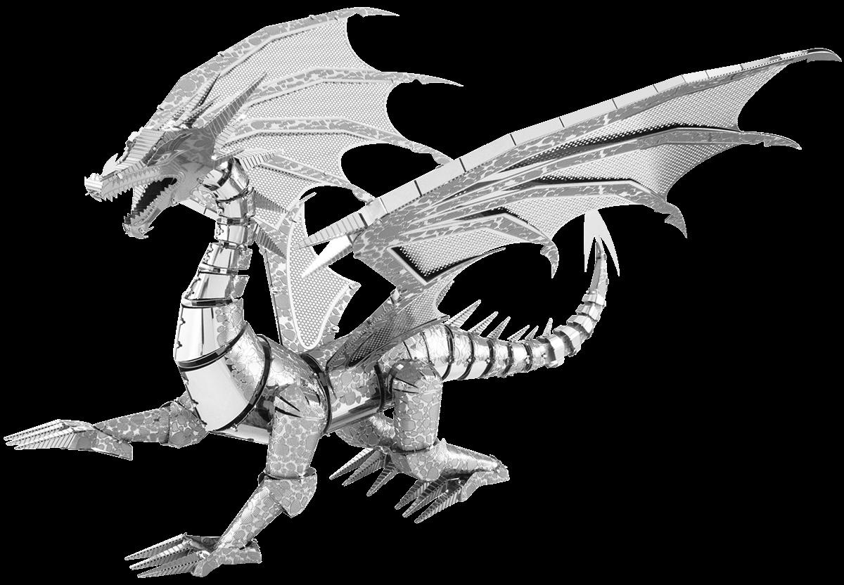 Picture of Premium Series Silver Dragon