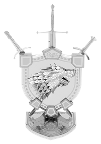 Picture of House Stark Sigil