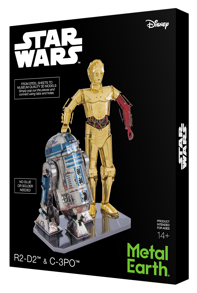 Picture of Star Wars -  C-3PO & R2-D2