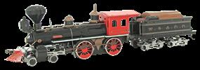 Picture of Wild West 4-4-0 Locomotive