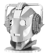 Picture of Doctor Who -Cyberman Head