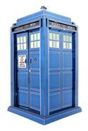 Picture of Doctor Who - TARDIS