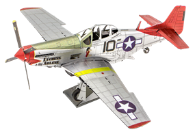 Picture of Tuskegee Airmen P-51D Mustang