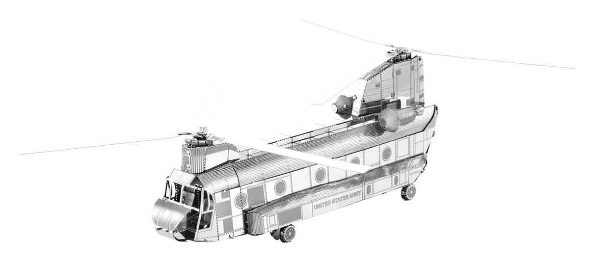 Picture of CH 47 Chinook