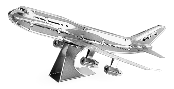 Picture of Boeing 747