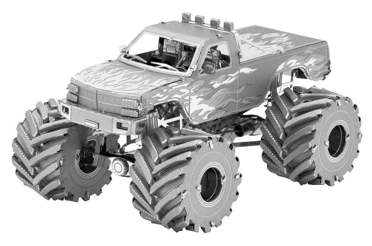 Picture of Monster Truck - Flames Edition