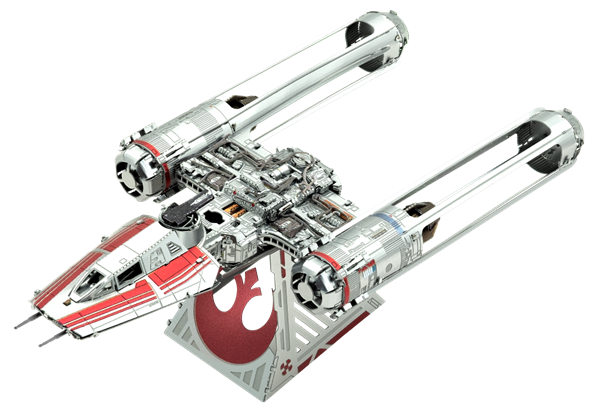 Picture of Zorii's Y-Wing Fighter
