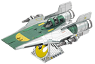 Picture of Resistance A-Wing Fighter