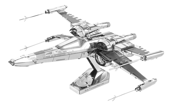 Picture of Poe Damerron's X-wing Fighter