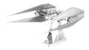 Picture of Kylo Ren's TIE  Silencer