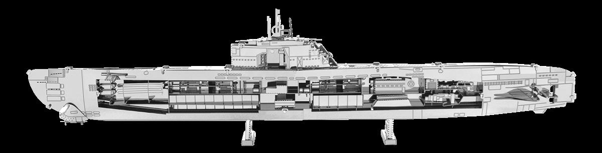 Picture of German U Boat Type XXI