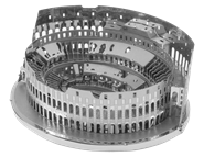 Picture of Roman Colosseum Ruins