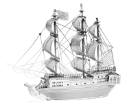 Picture of Black Pearl Pirate Ship