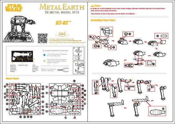 model kit instructions pdf